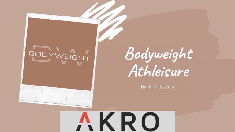 Bodyweight Athleisure