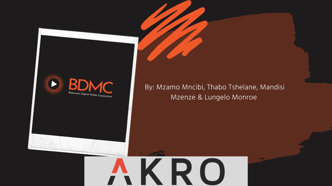 Bokamoso Digital Media Corporation