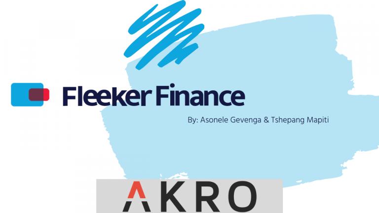 Fleeker Finance