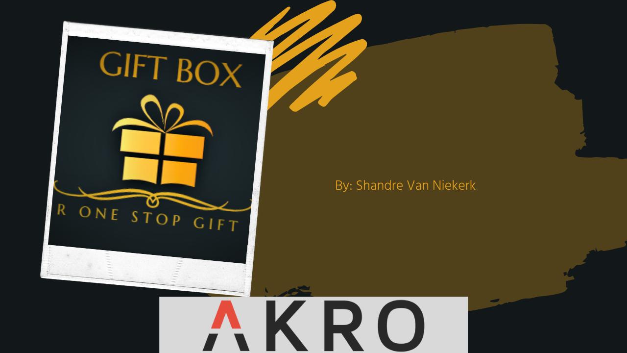 Gift Box YouTube Thumbnail